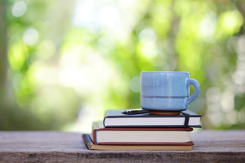 Books & Mug