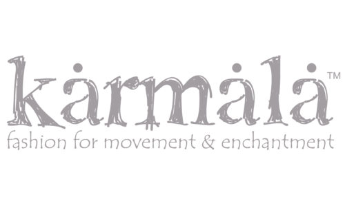 karmala fashion logo dark gray 11x17