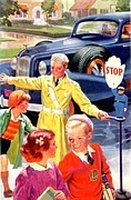 *Please keep moving children, that car is clearly not playing Twinkle Twinkle.